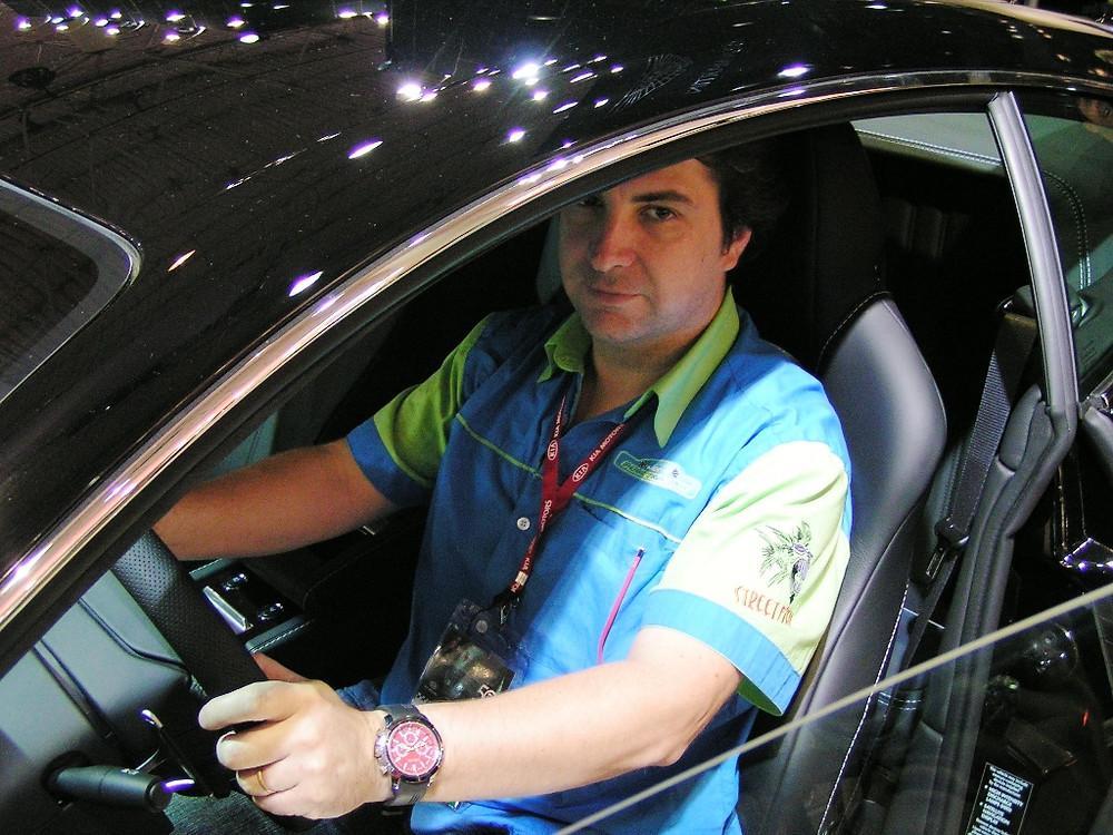Artur Semedo / Editor-Chefe da Revista Publiracing