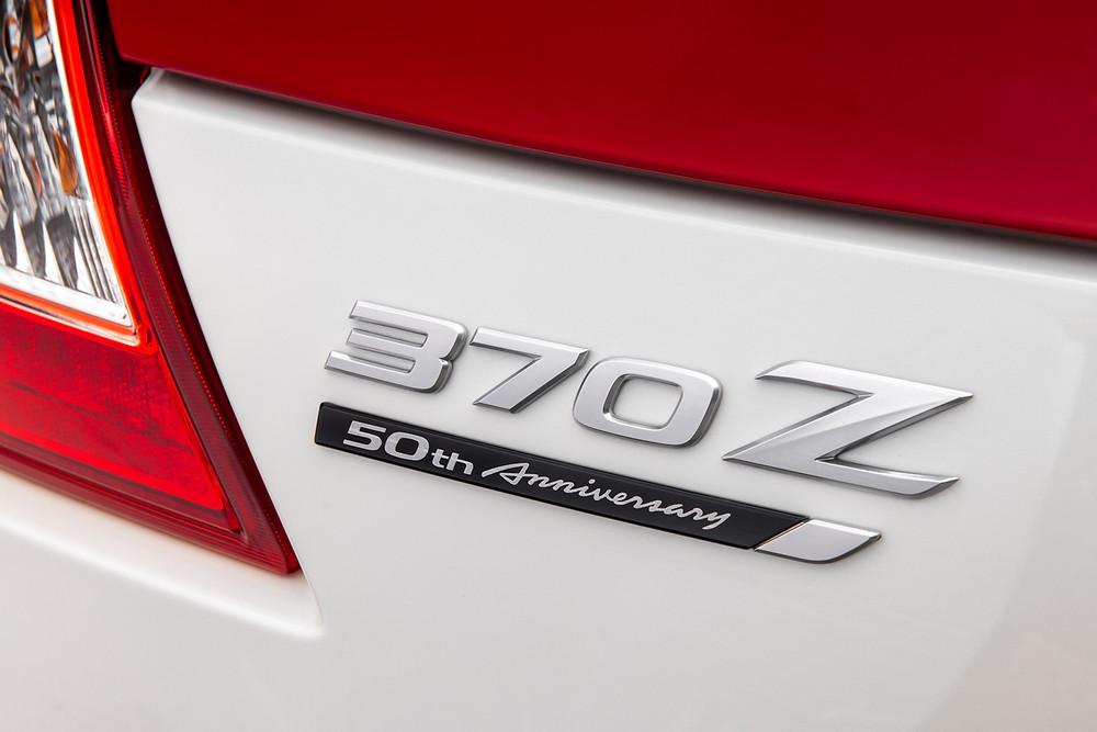 Nissan comemora 50 anos da linha Z com apresentando o 370Z