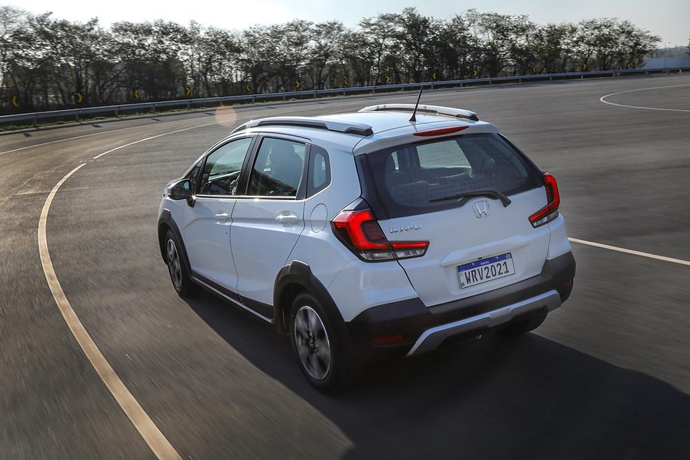 Honda lança o WR-V 2021 no Brasil