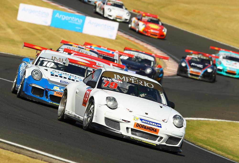 Shell Racing faz dobradinha na abertura da Endurance Series da Porsche GT3 Cup no Velo Città