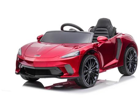 Lazer: Disponível mais um McLaren para pequenos pilotos