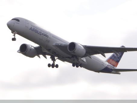 Airbus desenvolve estudo para utilização de combustível 100% sustentável na aviação comercial