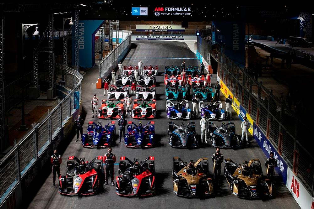 Fórmula E: Pilotos estão ansiosos para acelerar na nova pista de Roma