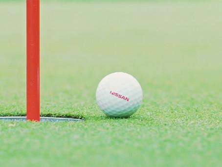 Expressas: Acertar bola de golfe no buraco com olhos fechados através de tecnologia da Nissan