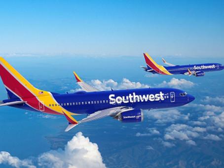 Aviação: Southwest Airlines encomenda 100 Boeing 737 MAX