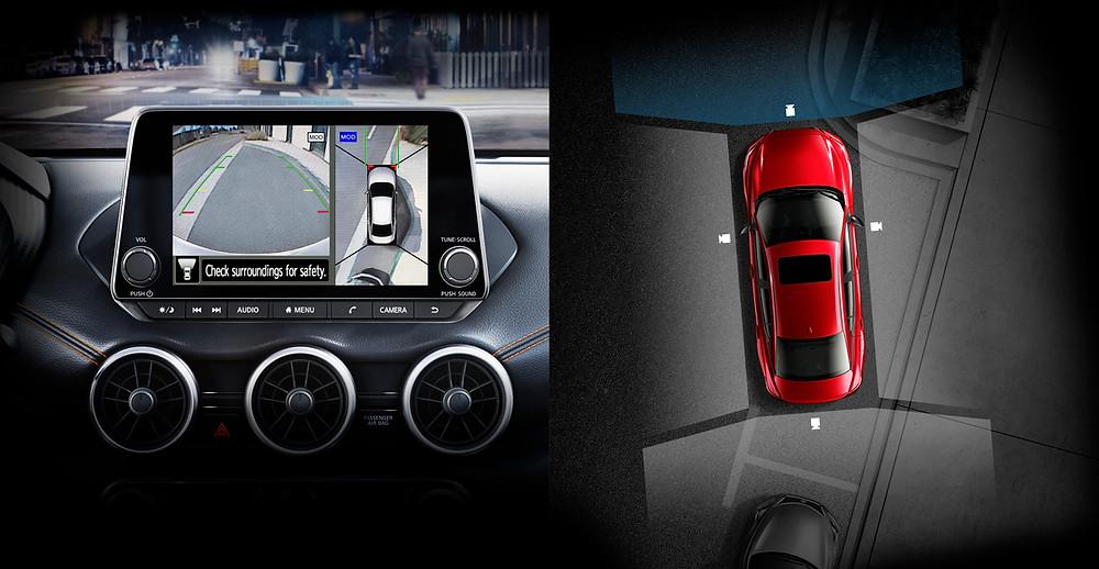 A visão 360º da Nissan, um aliado estratégico da linha Nissan