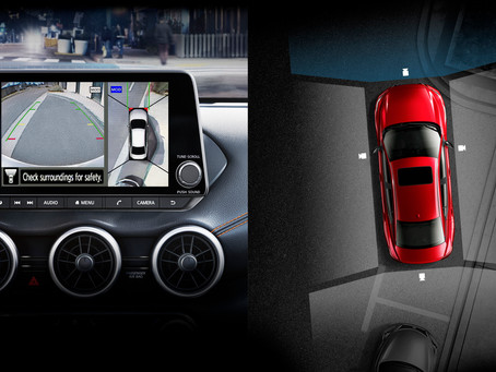 A visão 360º, um aliado estratégico da linha Nissan