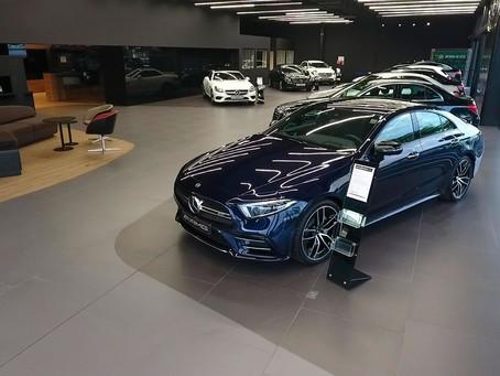 Mercedes-Benz inaugura concessionário de automóveis em Chapecó