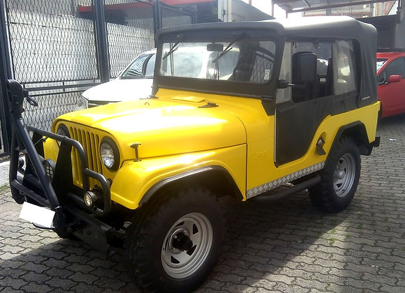 Ford Jeep CJ-5 4×4