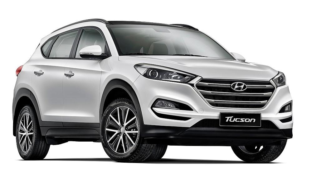 Hyundai New Tucson chega no 2º semestre com novos equipamentos