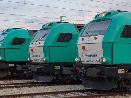 Ferrovia: Transfesa lança serviço entre Espanha e Bélgica para transporte de azeite