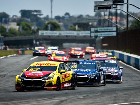 Stock Car confirma doze etapas e duas rodadas duplas