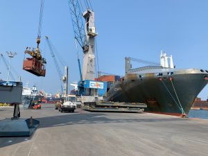 Logística: Dachser transporta 138 toneladas de equipamentos do Brasil para o México