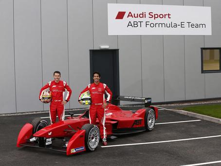 Fórmula E: A aventura começou há cinco anos para a equipe Audi Sport ABT Schaeffler