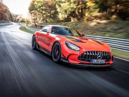 Mercedes-AMG GT Black Series é o automóvel de produção mais rápido em Nürburgring