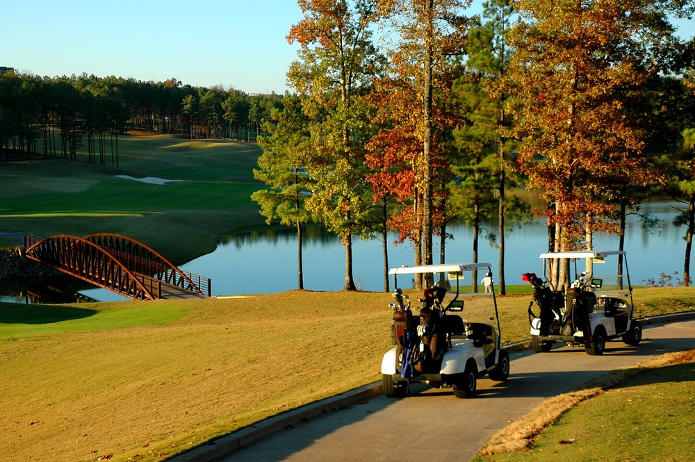 Robert Trent Jones Golf Trail, Birmingham, Alabama