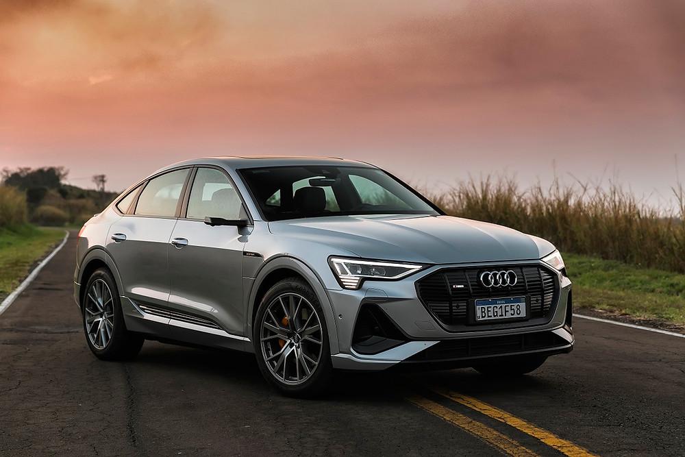 Audi e-tron Sportback, chega a partir de R$511.990