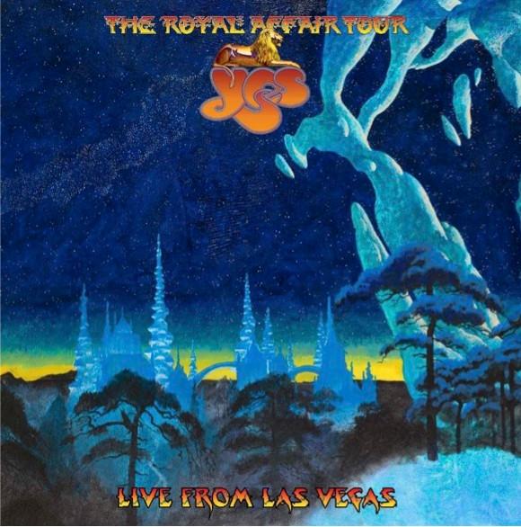 Entretenimento: Gravado em La Vegas, YES lança álbum ao vivo inédito