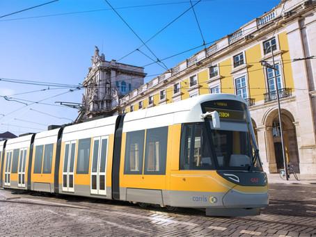 Ferrovia: CAF fornecerá quinze bondes Urbos para as ruas de Lisboa