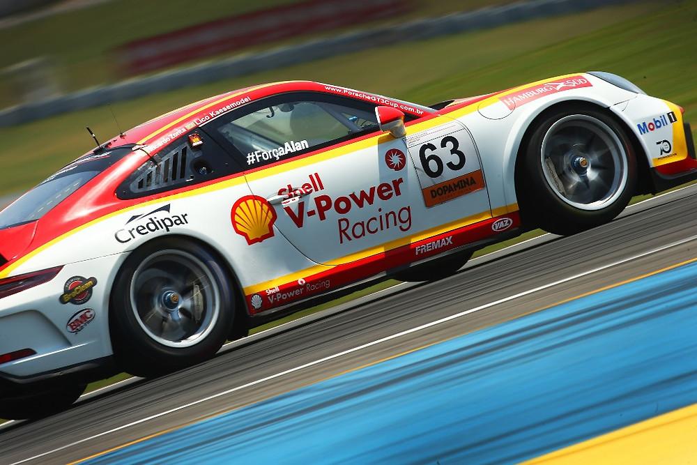 Porsche Cup: Após 300 km, Werner Neugebauer e Sérgio Jimenez vencem segunda etapa de Endurance