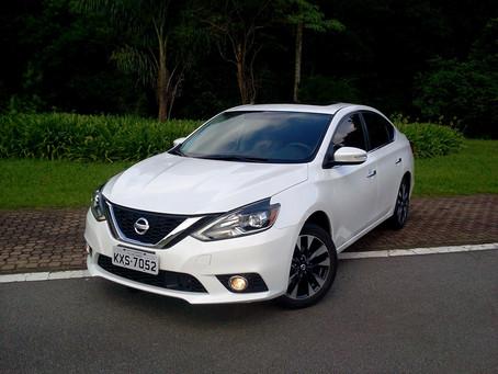 Avaliação: O Nissan Sentra 2.0 SL deve ser levado em conta na hora da escolha