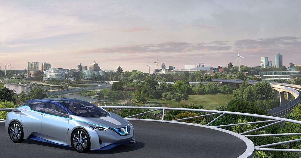Como será o posto de combustível do futuro?
