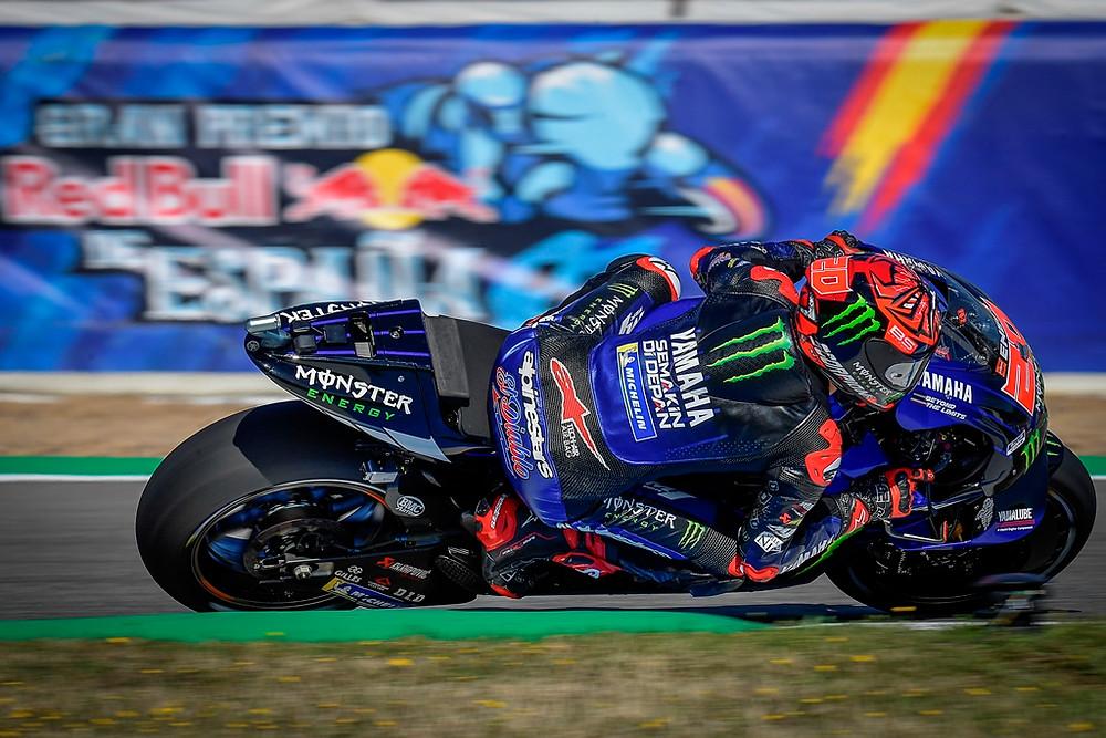 Moto GP: Quartararo, Morbidelli e Miller fazem a  primeira fila em Jerez
