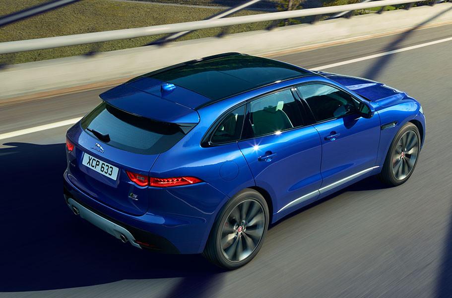 Sofisticação britânica faz Jaguar passar muito longe da crise no Brasil