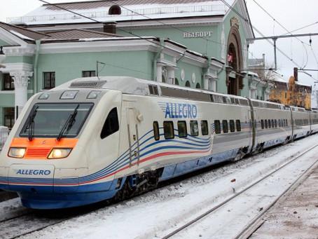 Ferrovia: Finlândia aprova financiamento para linha de alta velocidade