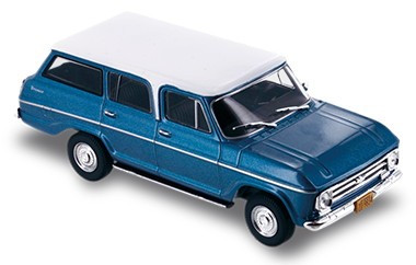 Chevrolet lança coleção de carros em miniatura