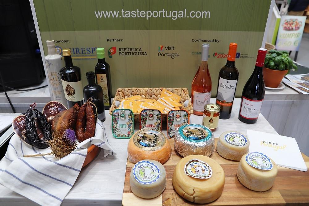 Os sabores de Portugal no Mercado de Pinheiros, em São Paulo