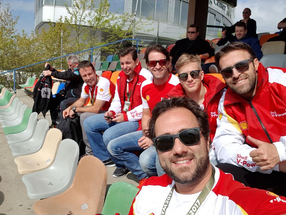 Shell Racing envia pilotos e técnicos para abertura do DTM na Alemanha