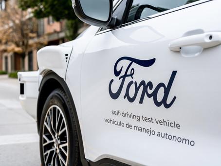 Expressas: Ford quer vender 100.000 carros Hands Free no primeiro ano