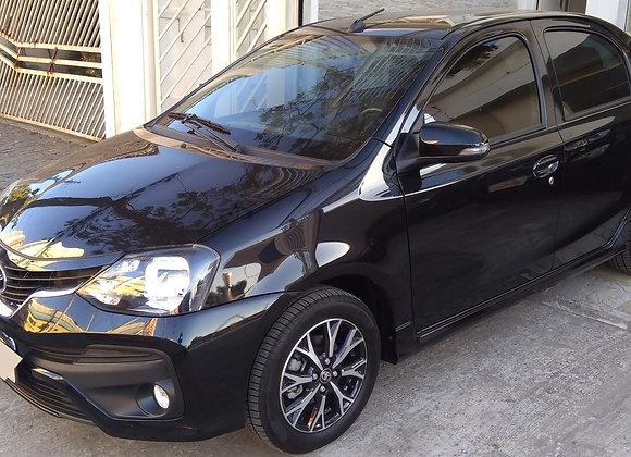 Toyota Etios Sedan Platinum 1.5 Flex