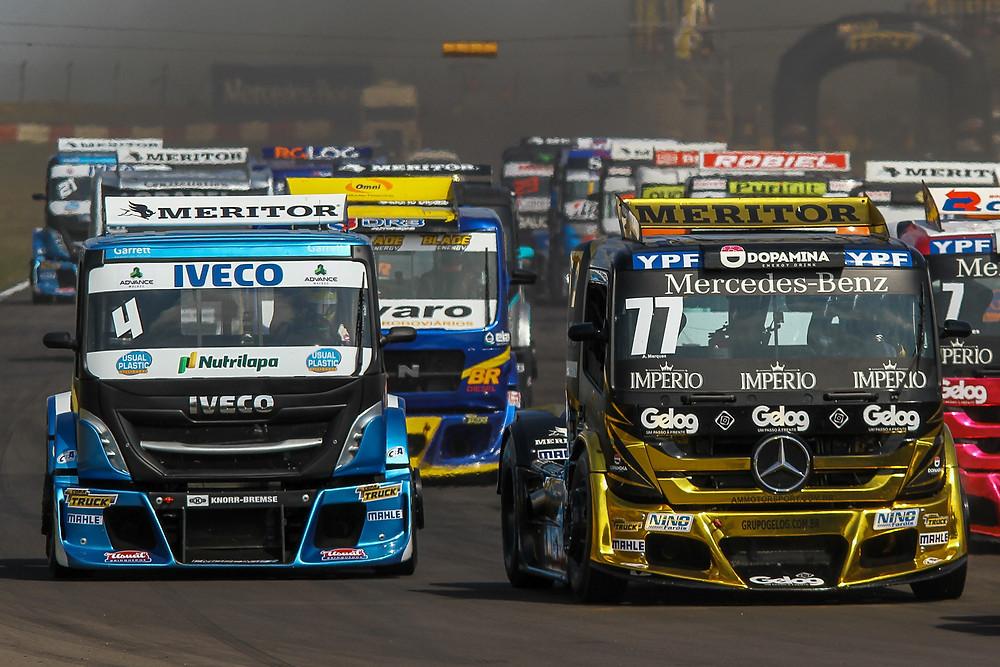 Copa Truck: Disputa da grande final marcada para este final de semana em Interlagos