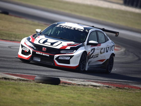 TCR: Chetta Racing confirmada com Honda Civic Type R