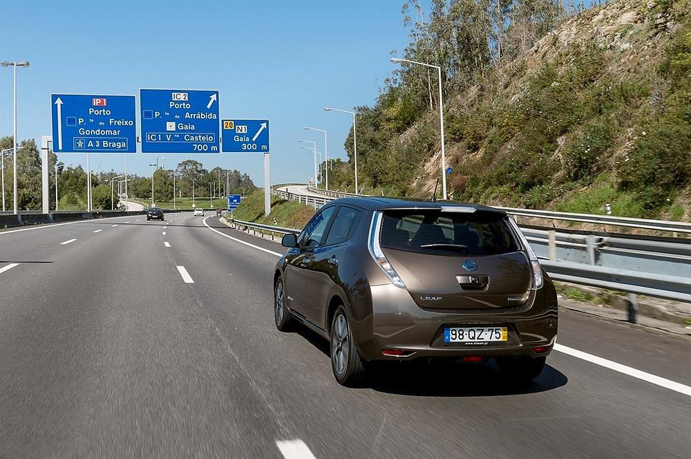 Após seis anos no país, Nissan Leaf entra definitivamente no gosto dos Portugueses