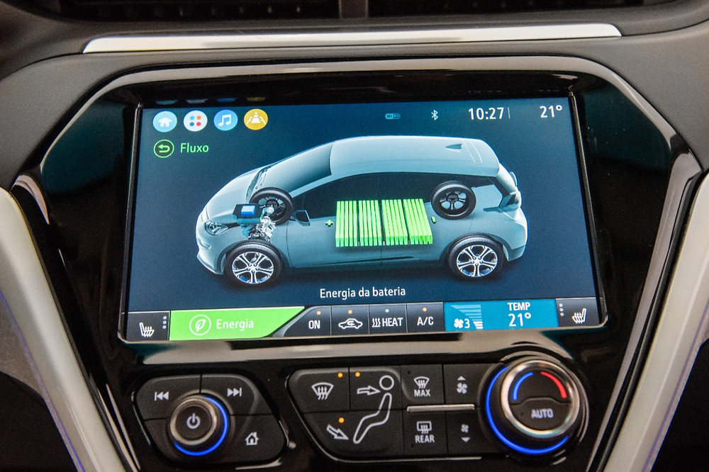 Chevrolet inicia pré-venda do seu crossover elétrico Bolt