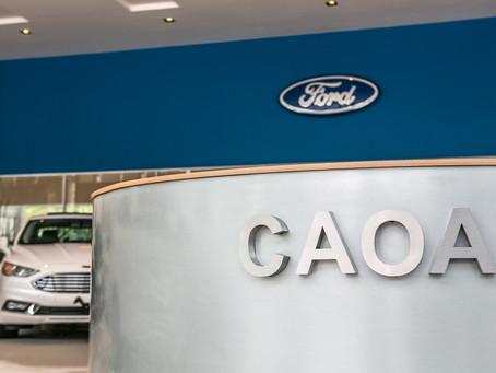 Concessionárias Ford CAOA têm promoções para sedans da marca