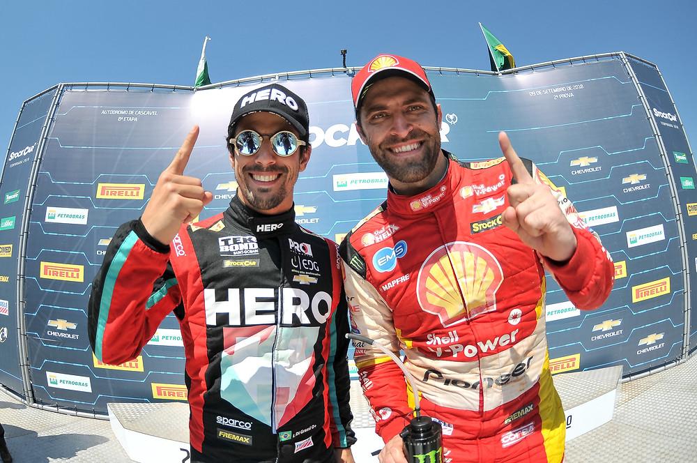 Stock Car: Cascavel com vitórias de Lucas di Grassi e Átila Abreu