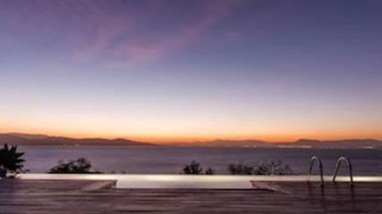Ponta dos Ganchos é o oitavo melhor hotel de luxo do mundo