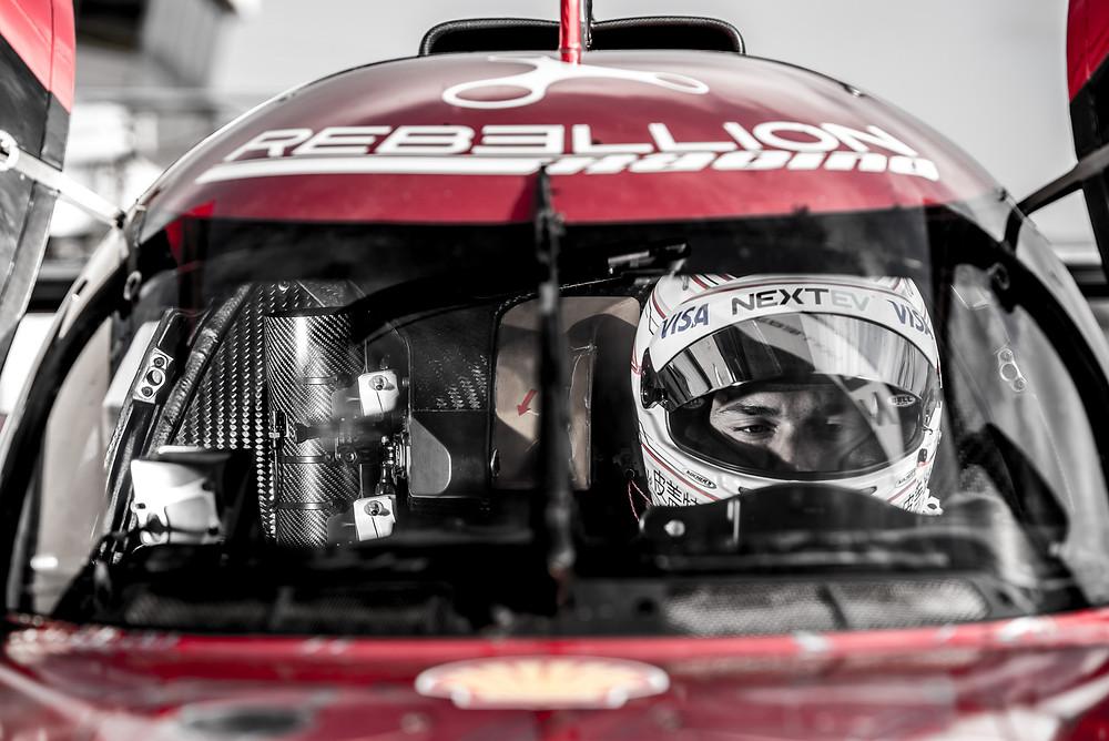 Nelsinho Piquet estreia na equipe Rebellion nas 6 horas de Silverstone