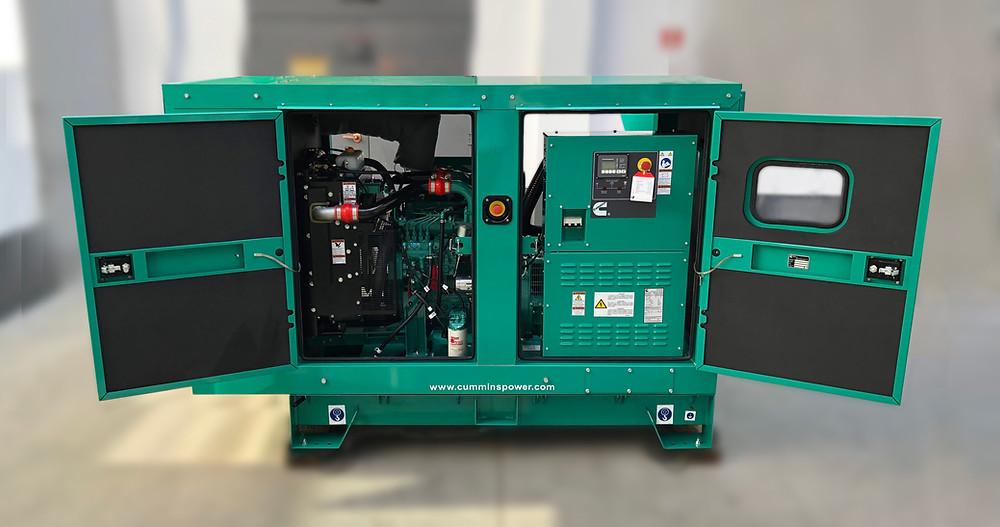 Cummins lança novo Grupo Gerador B3.3 emissionado no mercado brasileiro