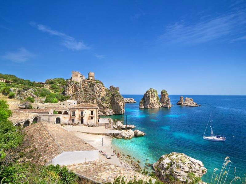 Sicilia - Tonnara di Scopello