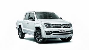 Volkswagen Amarok 2020 chega às concessionárias da marca no Brasil
