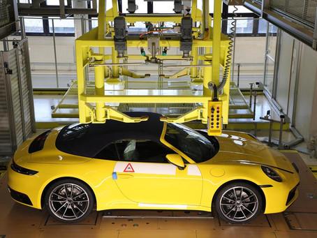 Expressas: Porsche planeja fábrica de carros na Malásia