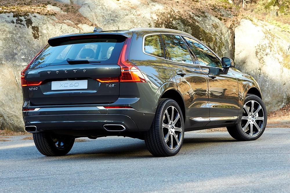 Volvo Cars apresenta o novo XC60 no Salão do Automóvel de Genebra