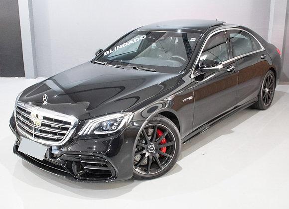 Mercedes-Benz S 63 AMG •4.0 V8 Bi-Turbo