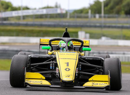 F-Renault Eurocup: Caio Collet completa rodada dupla em Nurburgring em 2º no campeonato