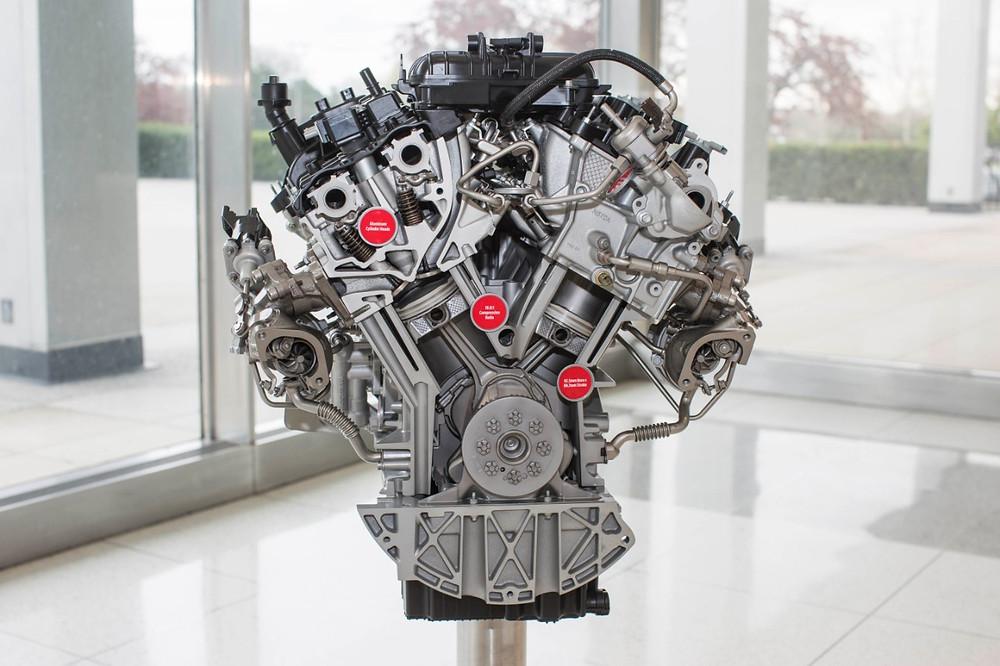 Nova geração de motores V6 EcoBoost para a linha 2017 da F-150